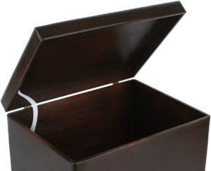 creative-deco-xxl-marrón-grande-caja-de-madera