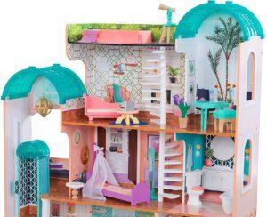 kidkraft-casa-de-muñecas-de-madera-con-muebles-destacada
