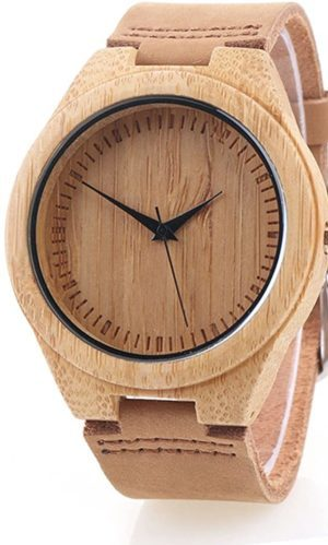 reloj-de-madera-de-bambu