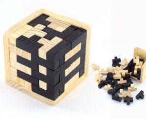 XLKJ cubo rompecabezas 3D